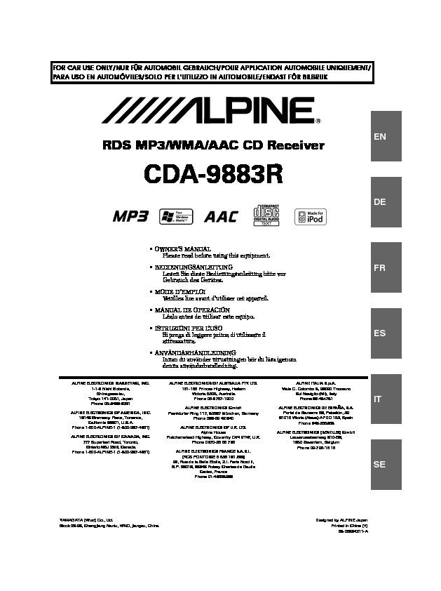 Alpine CDA-9883R.pdf