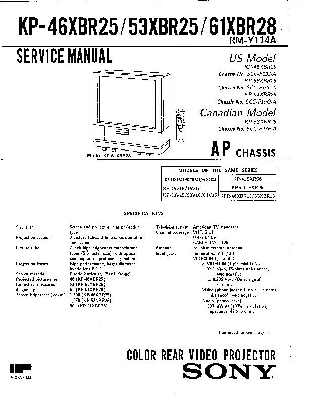 KP46XBR25.pdf