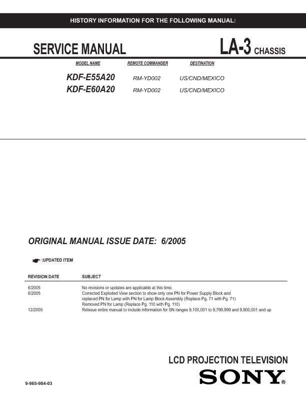 KDF-E55A20 and other.pdf