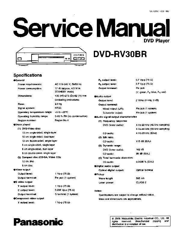 parker ospp service manual pdf