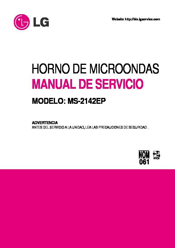 microondas   Diagramasde  Diagramas electronicos y