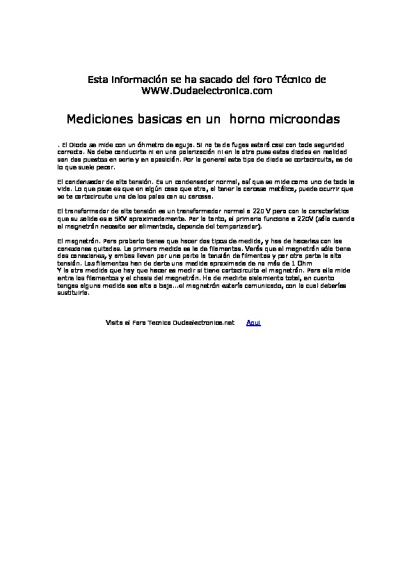 Medicionesbasicashornomicrohondas.pdf