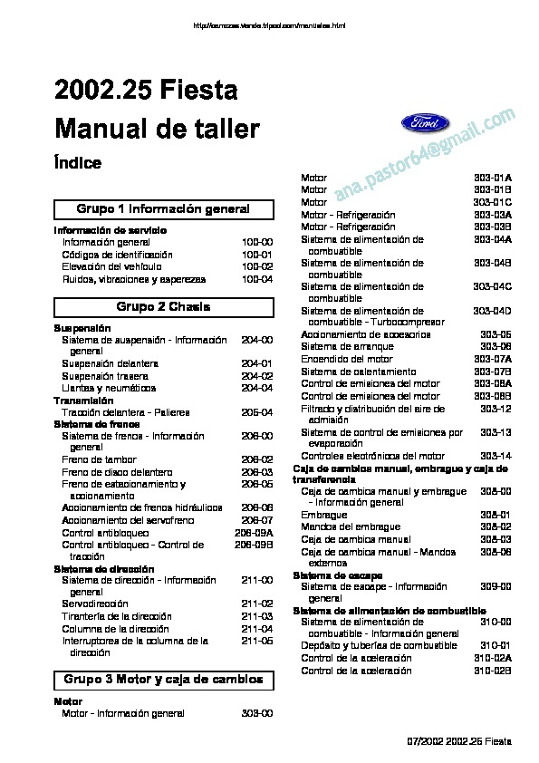 polaris ranger 2004 owners manual pdf download autos post 2003 ford focus svt repair manual 2003 Ford Focus ZX5 Manual