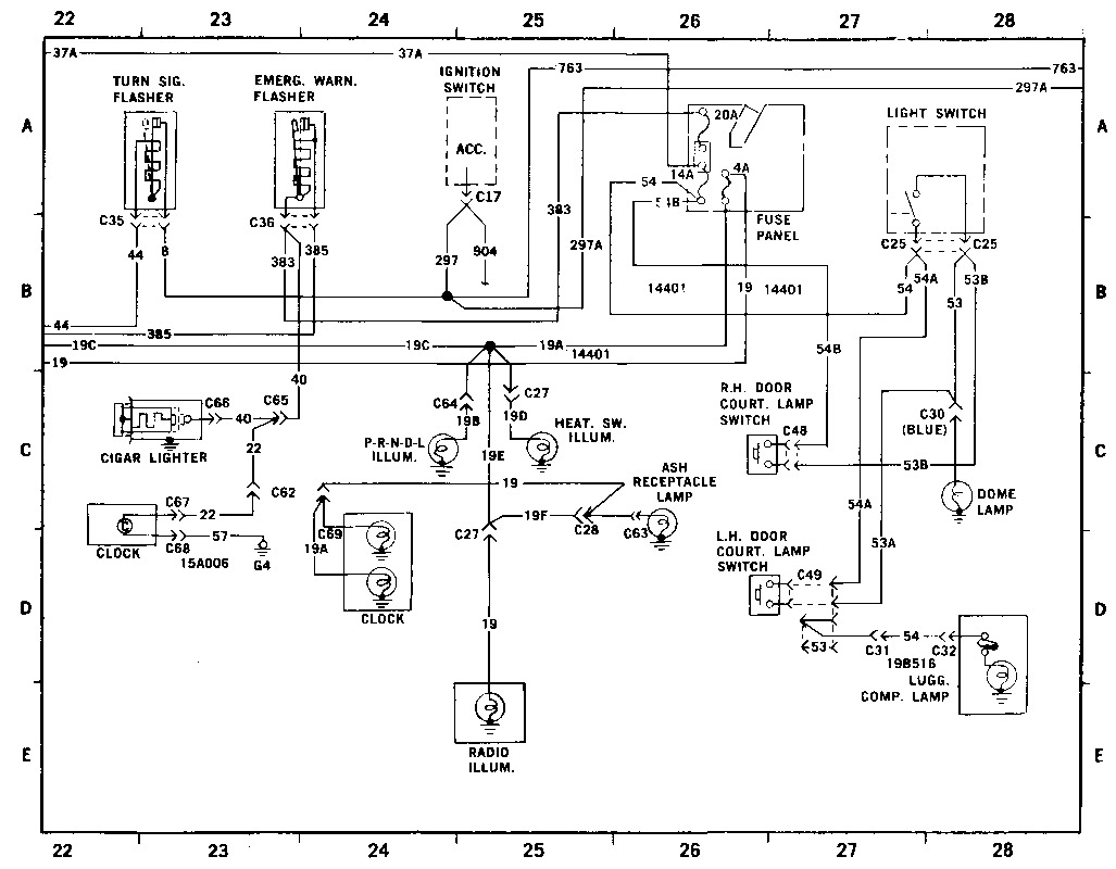 1970 Ford Torino Ignition Wiring Diagram All Kind Of Diagrams 1973 Truck For 73 Blown Elsalvadorla 1969 F100
