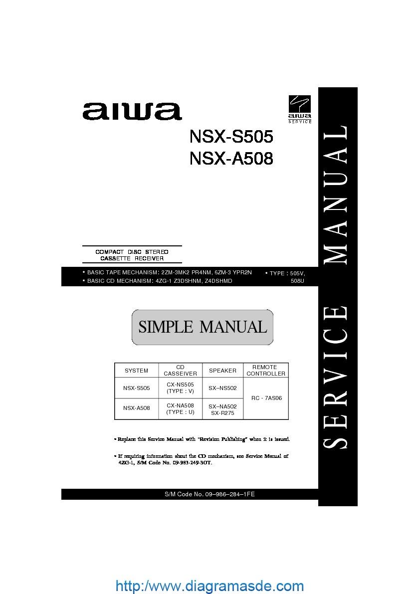 NSX-S505 A508 AIWA AUDIO.pdf