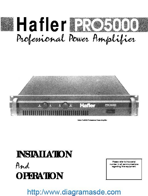Hafler Pro 5000.pdf