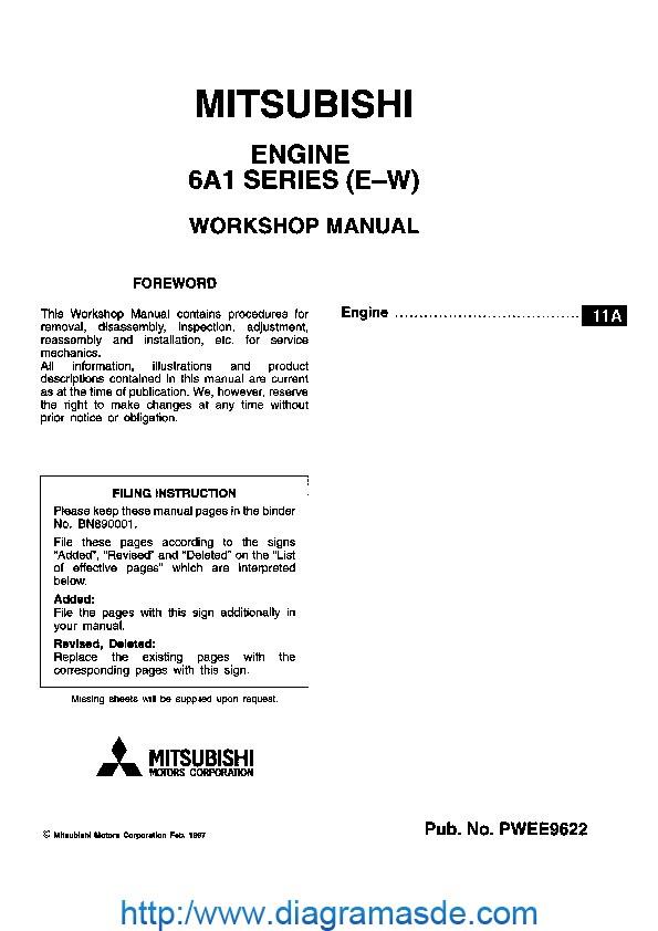 6A1 Series Engine Workshop Manual PWEE9202 E-W.pdf