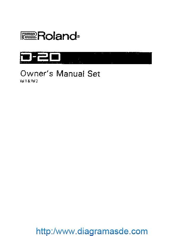 Roland D-20 Manual del Usuario.pdf
