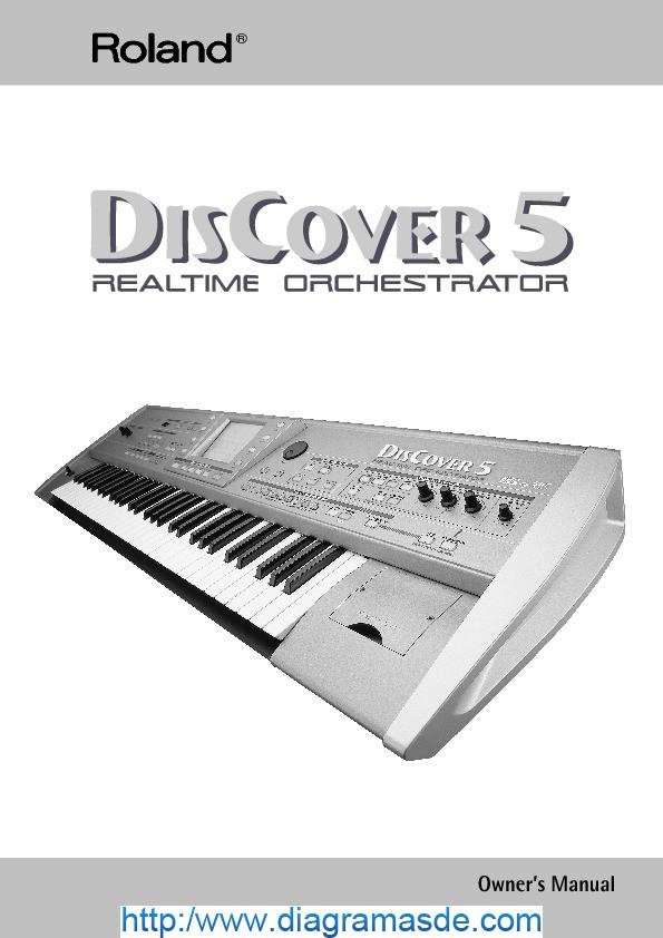 Roland DISCOVER5 Manual del Usuario.pdf