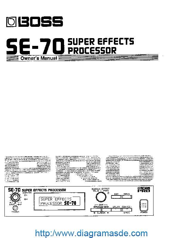 Roland SE-70 Manual del Usuario.pdf