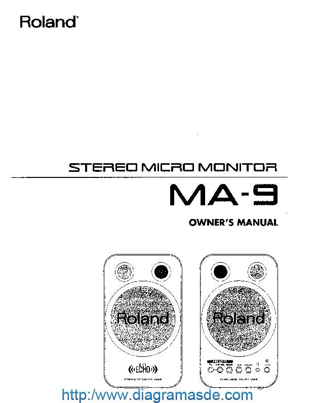 Roland MA-9 Manual del Usuario.pdf