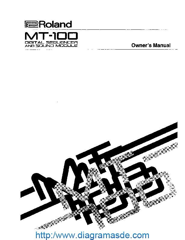 Roland MT-100 Manual del Usuario.pdf