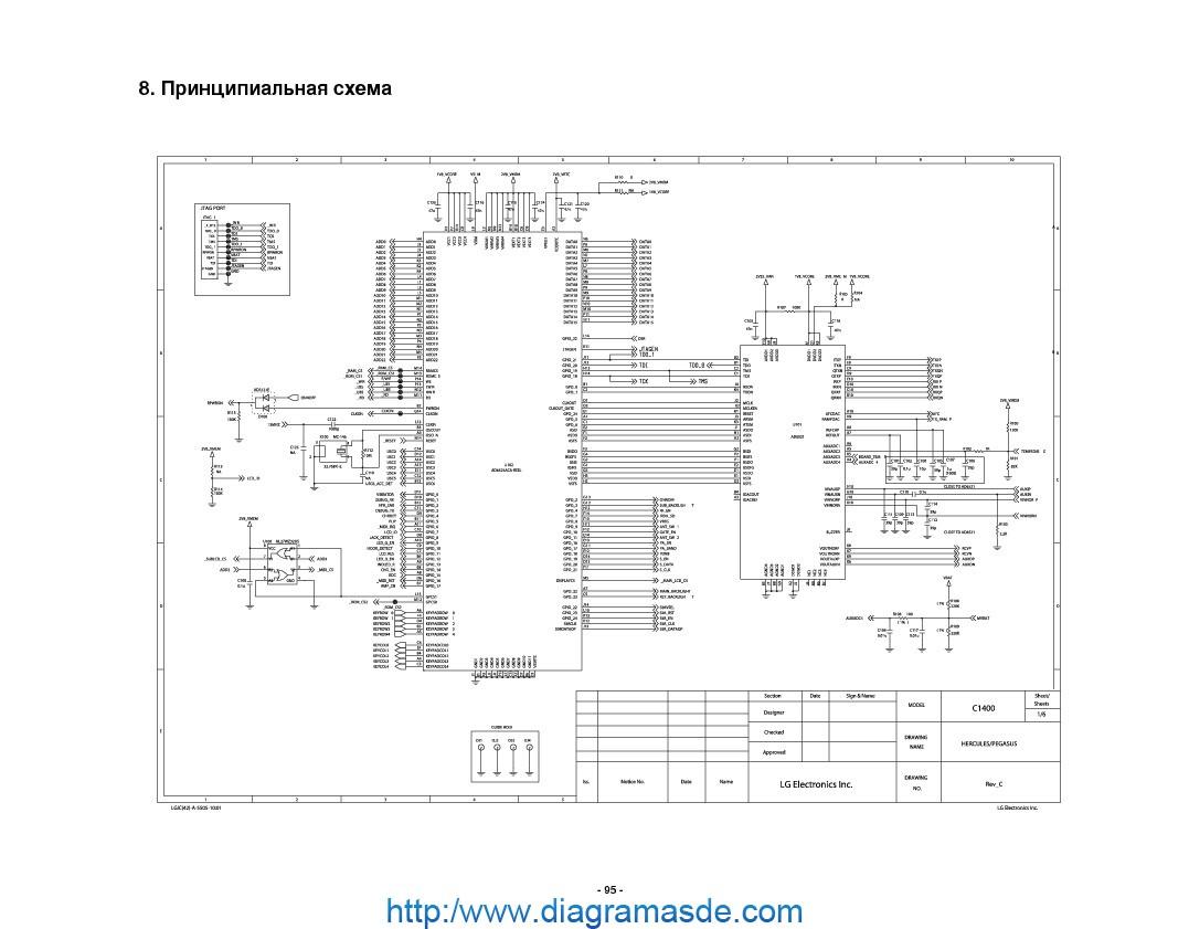 diagrama del celular nokia 6015i 6016i schem