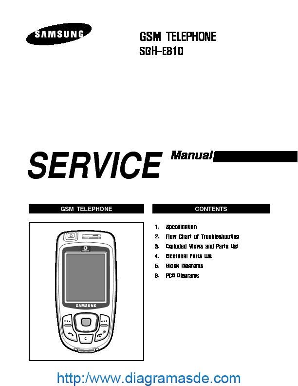 diagrama del celular nokia 6680 schematics
