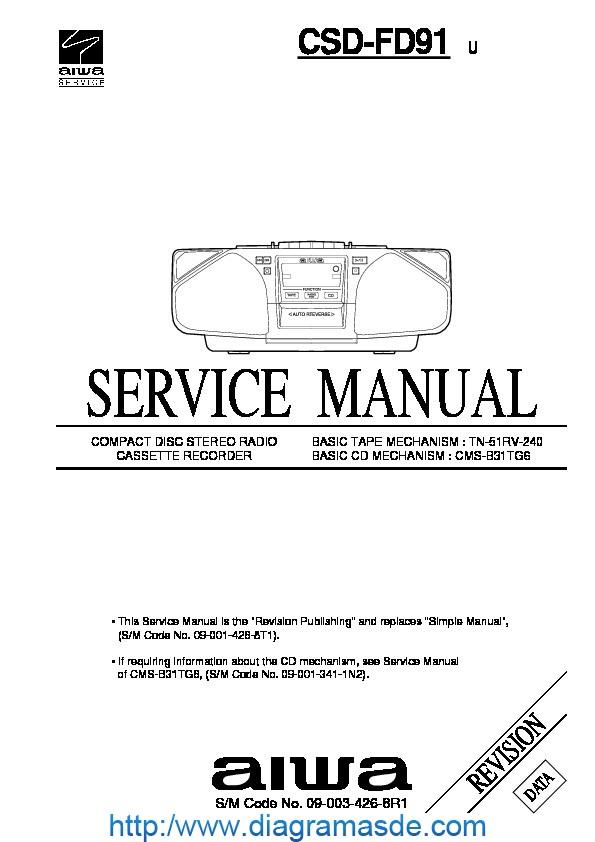 CSD-FD91 U revision data.pdf