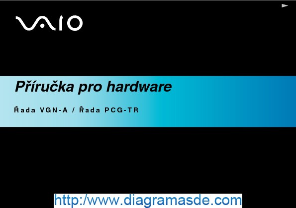 Sony Vaio Manual del Usuario A TR H Checo.PDF