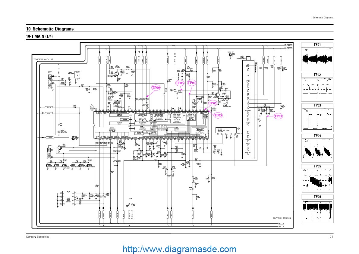 CL17M6MQ Schematic    Diagram   pdf SAMSUNG CL17M6MQ k15d
