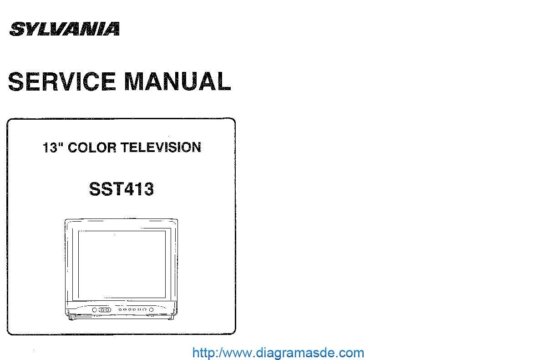 SST413 TV SYLVANIA.pdf