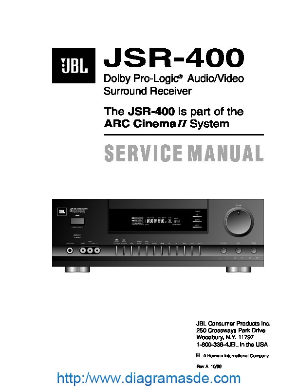 ARC CINEMAII RECEIVER sm.pdf