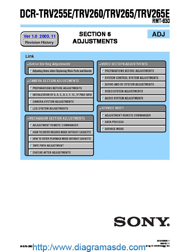 DCR-TRV255E 265 265E adj.pdf