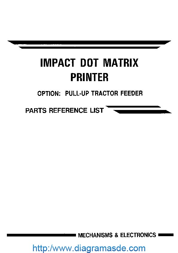 Brother m4318 Parts Manual.pdf