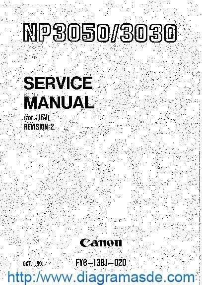 np3050sm pdf canon np3030  3050