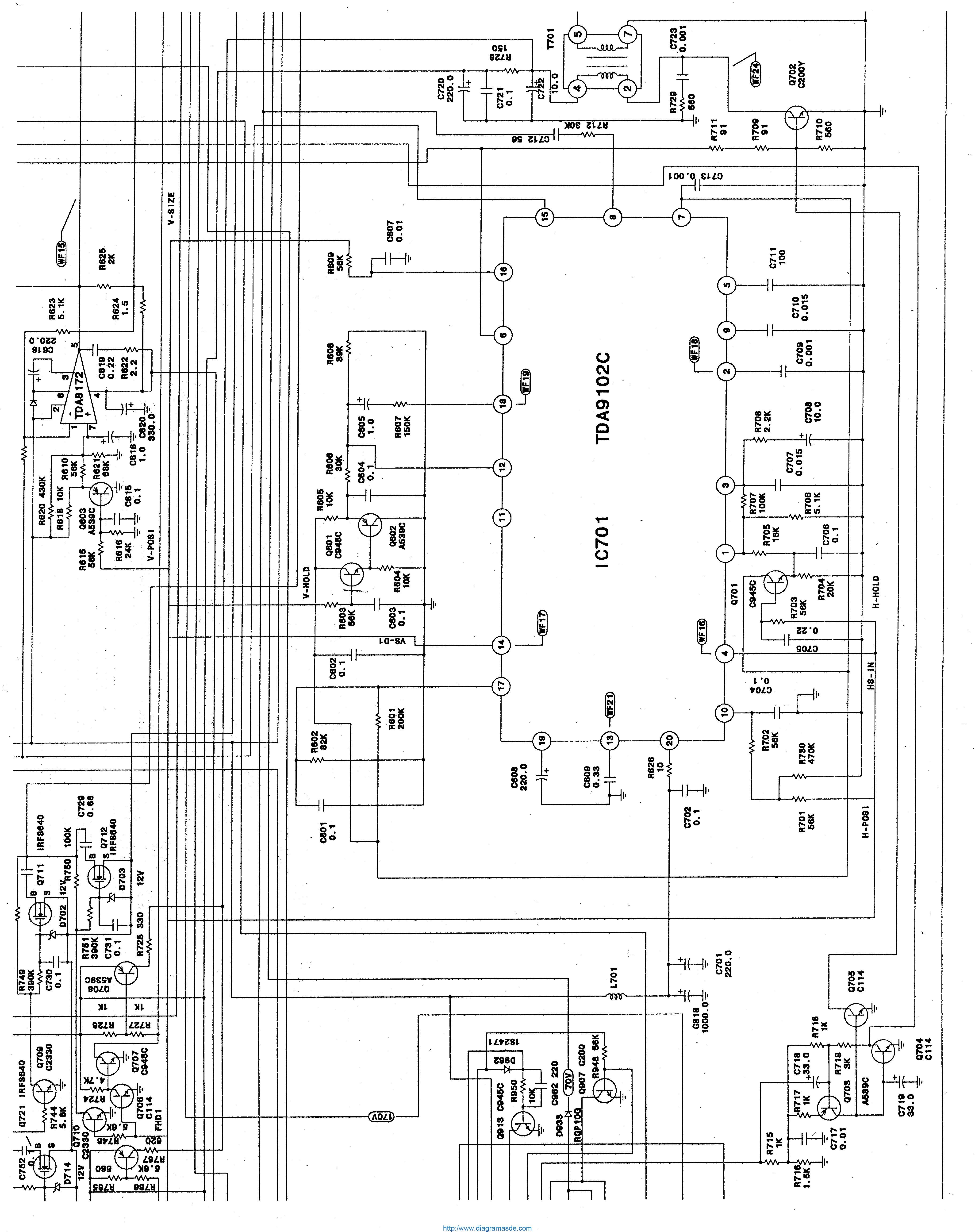 diagrama monitor lg 7672 pdf lg