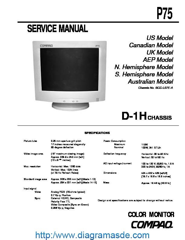 Sony P75 Compaq D-1H.pdf