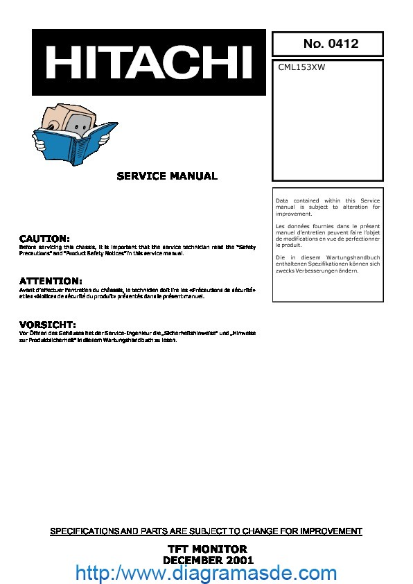 Hitachi CML153XW Lcd.PDF