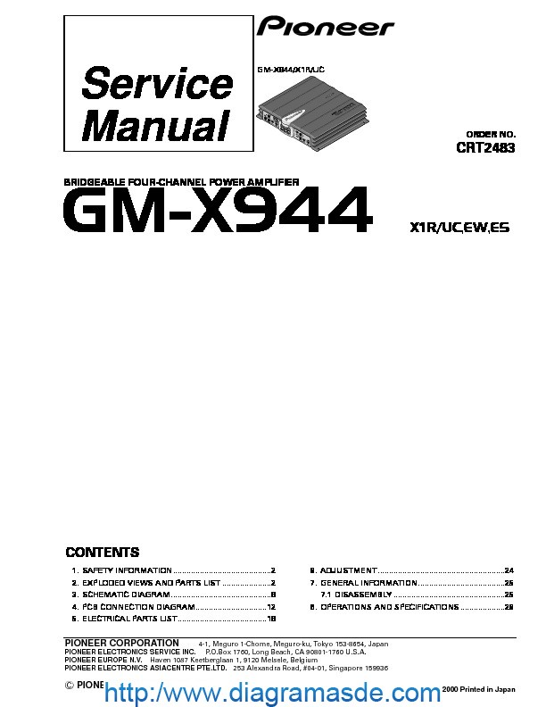 GM-X944 bridgeable four-channel power amplifier.pdf