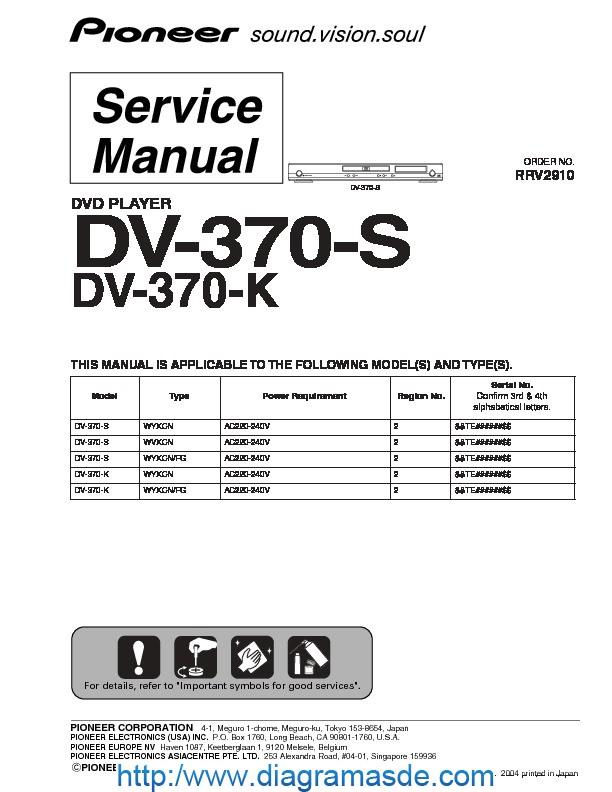 Pioneer, DV-370S.pdf