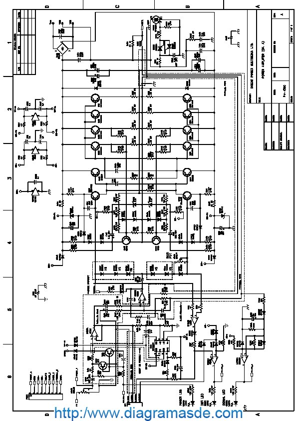 diagramas de peavey diagramasde com
