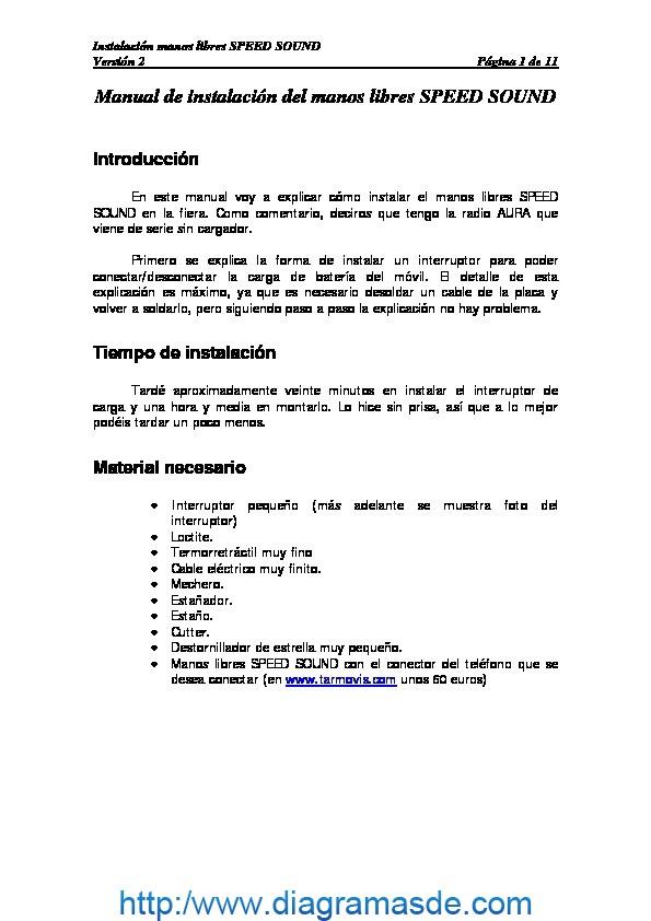 Manual de instalacin manos libres SPEED SOUND.pdf