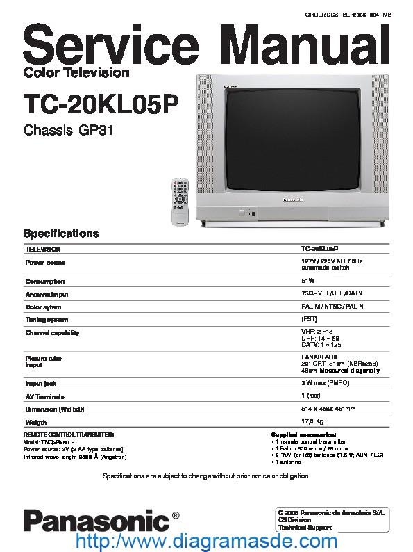 PANASONIC TC-20KL05P.pdf