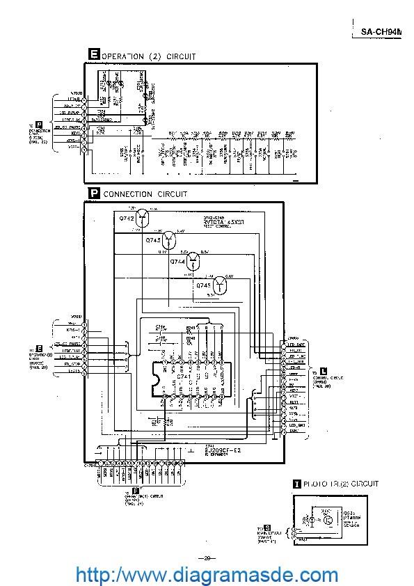 diagramas de panasonic diagramasde com