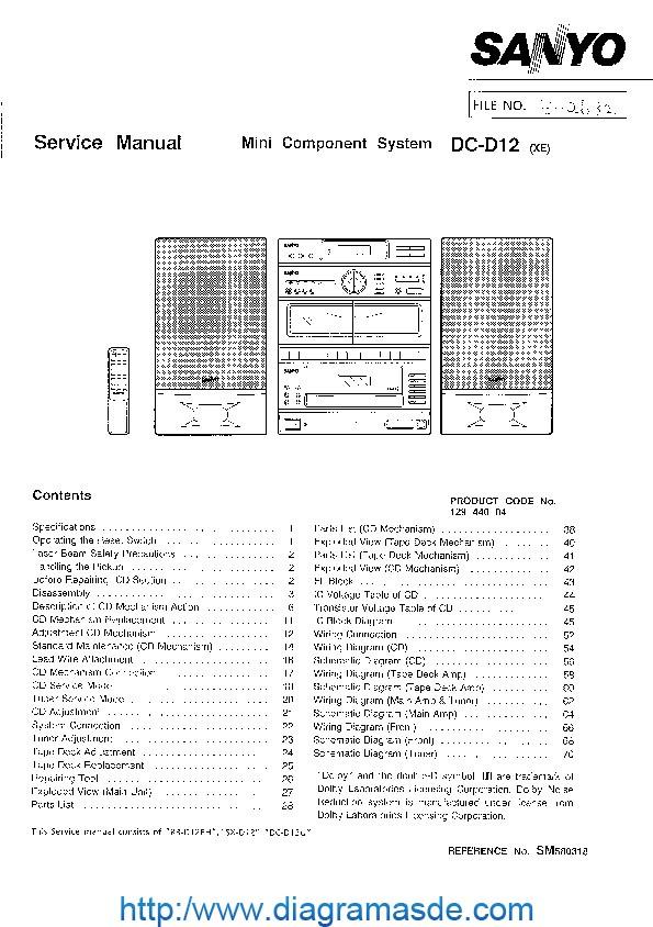 Sanyo DC-D12XE.pdf