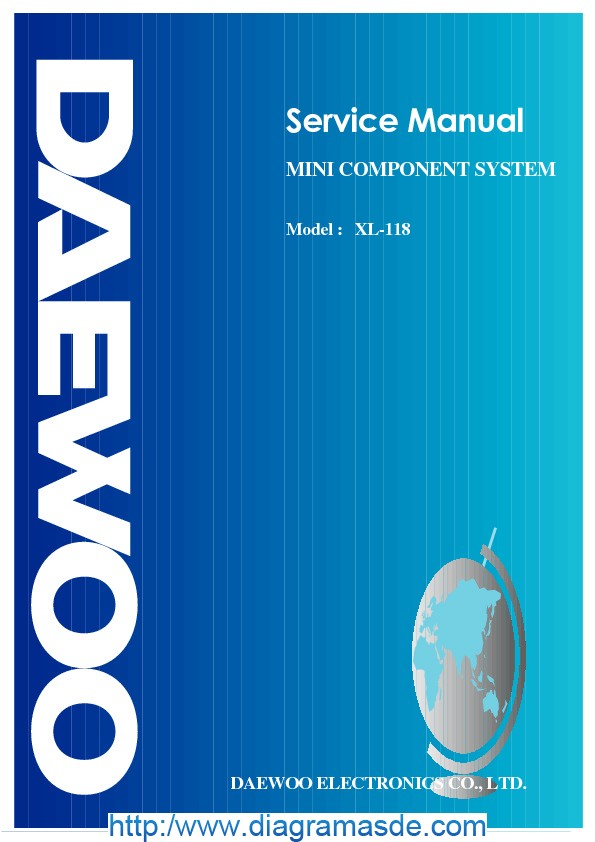 Daewoo AMI-929 XL-118 audio.pdf
