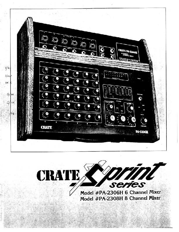 CRATE PA2306H, PA2308H.pdf