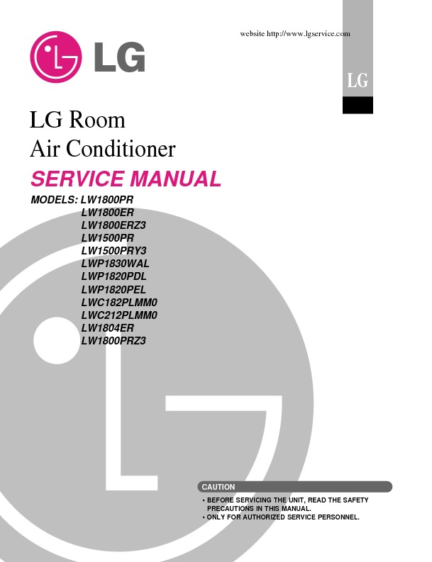 LW1800ER Manual de Servicio.pdf