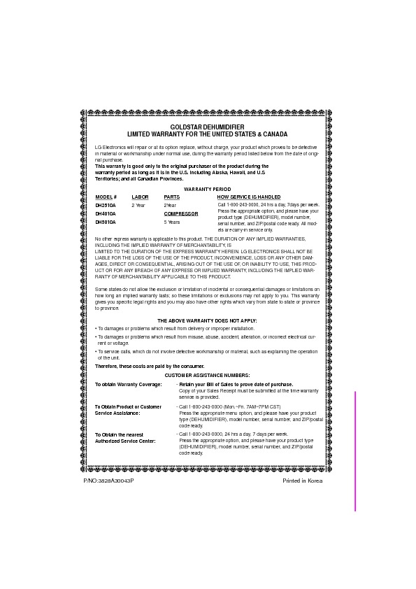 DH4010B Informacion de Garantia.pdf