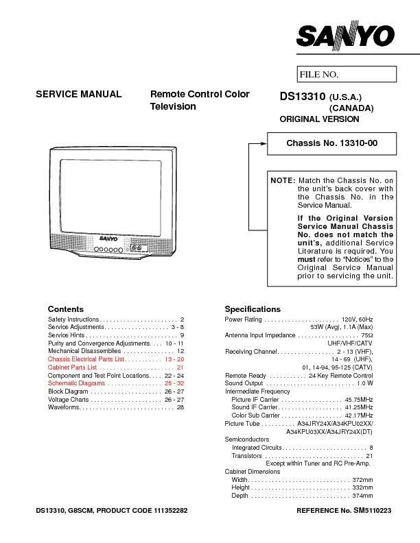 SANYO MOD. DS-13310 NTSC.pdf