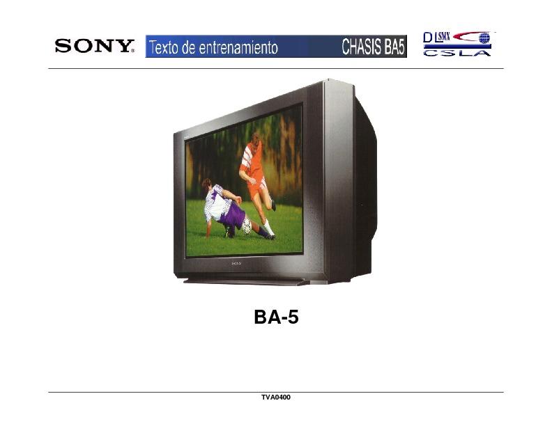 SONY , TEXTO DE ENTRENAMIENTO CHASSIS BA-5.pdf