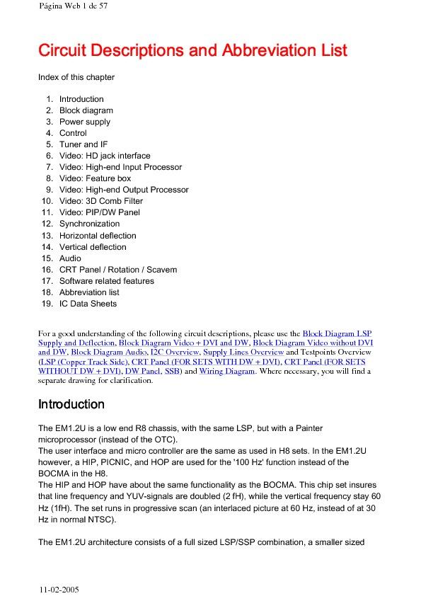 TV PHILIPS CHASSI EM 1.2 U AA training.pdf