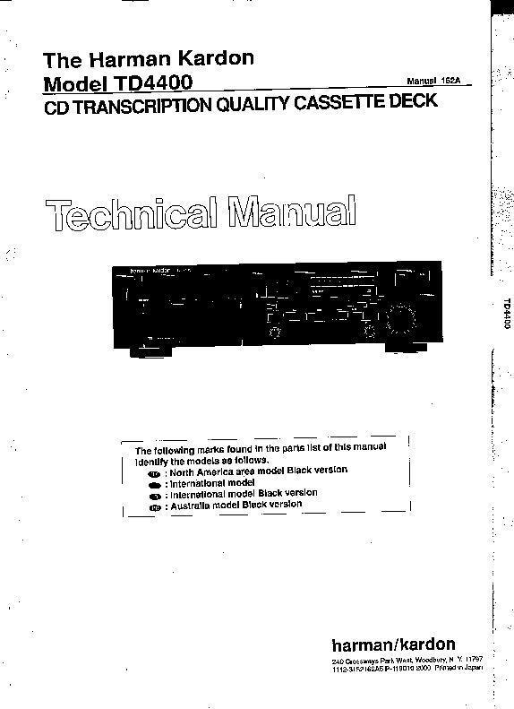 HARMAN KARDON HK - TD 4400 DEK.pdf