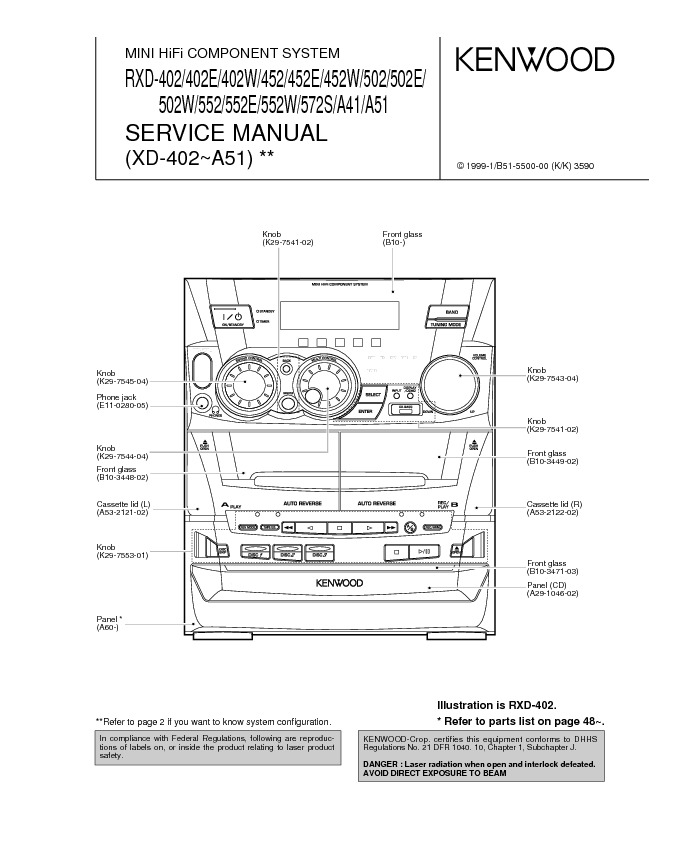 Kenwood RXD-552-254 audio system.pdf