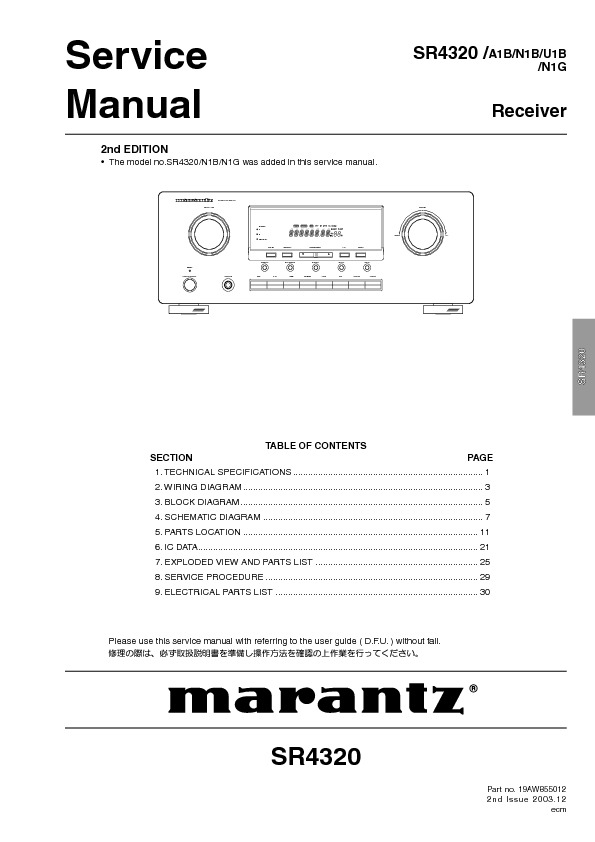 Marantz SR4320.pdf