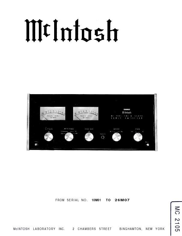 McIntosh MC2105_ser.pdf