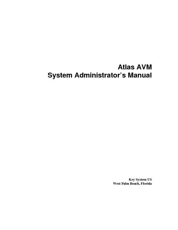 Atlas AVM System Administrators Manual.pdf