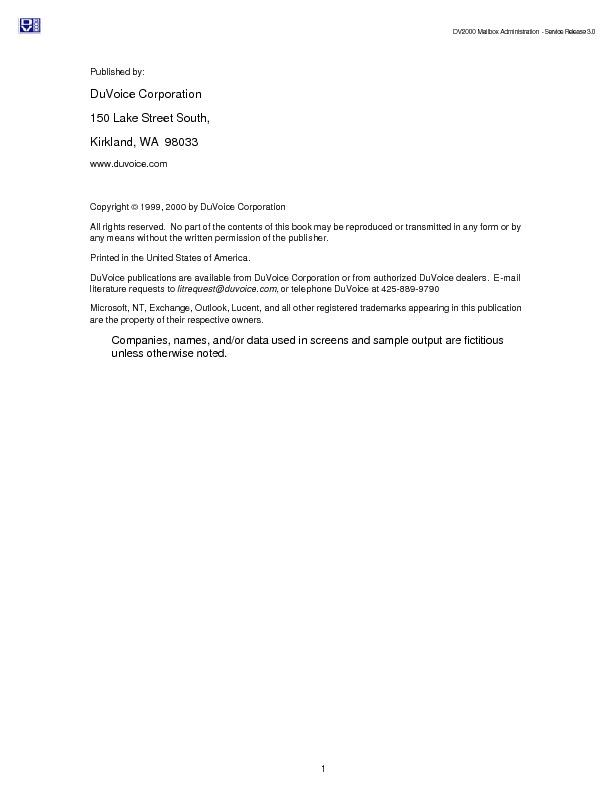 Duvoice Manual - Mailbox Admin.pdf