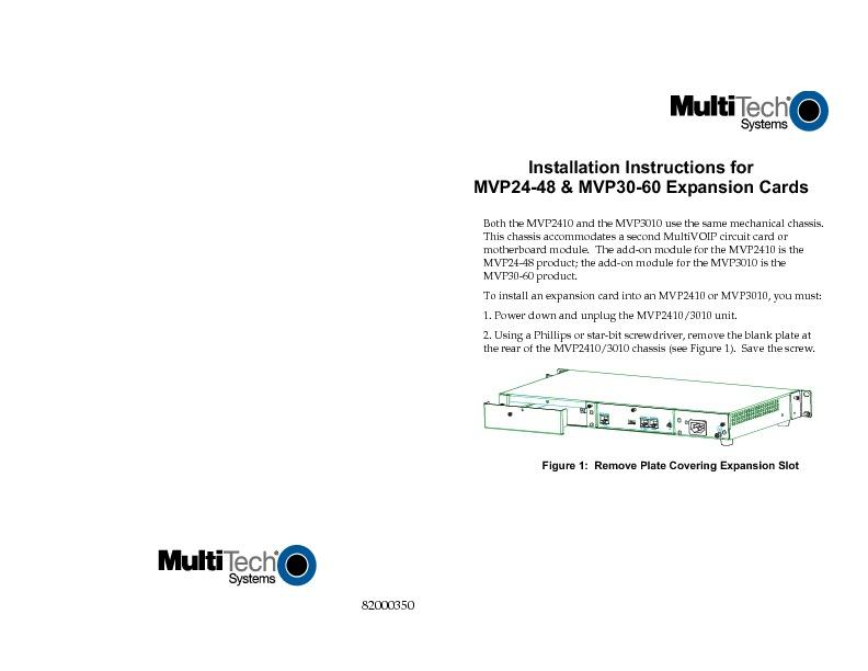 Multitech MVP 3010 R A Expansion Cards.pdf